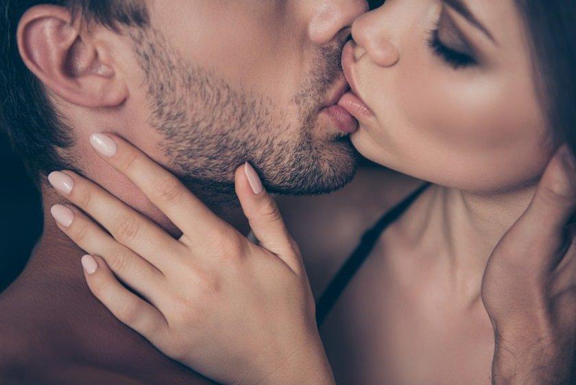 Beijo com mordida, como beijar bem.