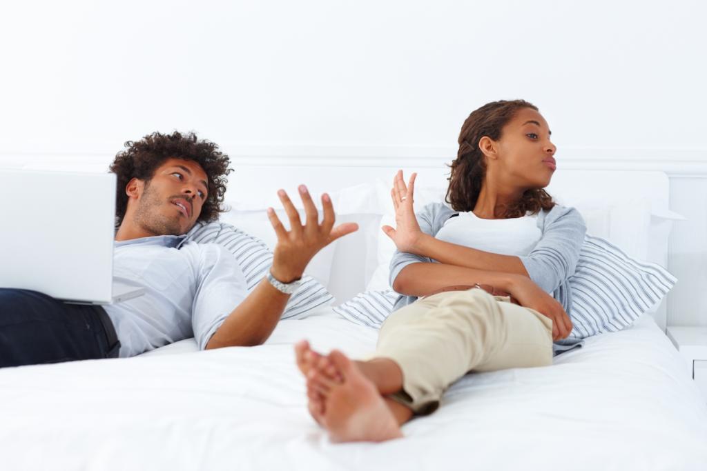 Casamento sem sexo - muitas vezes, o sexo dentro de um casamento cai na rotina, não é mesmo?