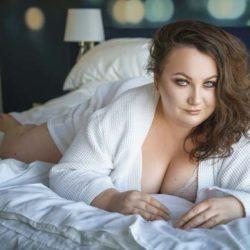 mulher sexy com curvas