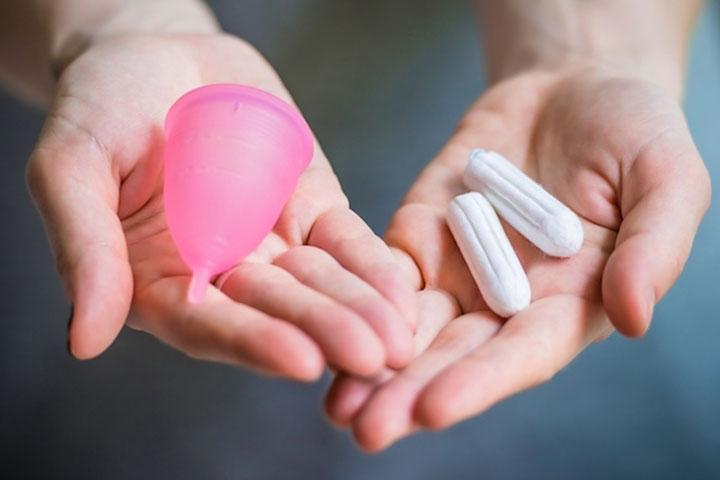 o que é coletor menstrual