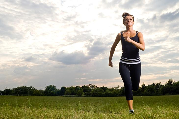exercícios menopausa