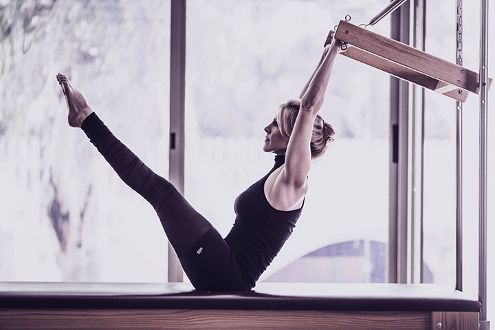 mulher exercicio