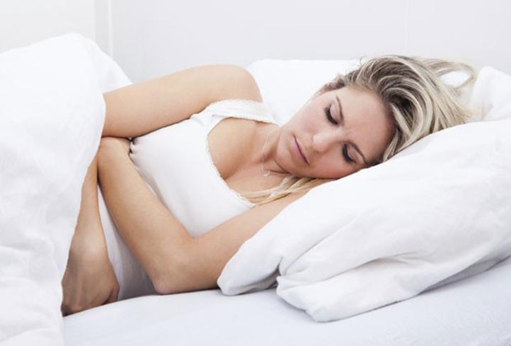 o que é cólica menstrual