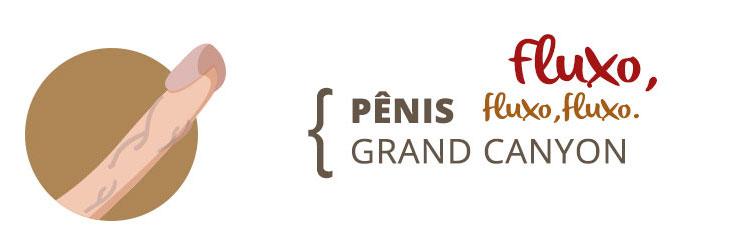 Pênis Grand Canyon