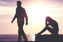 relacionamento sozinha