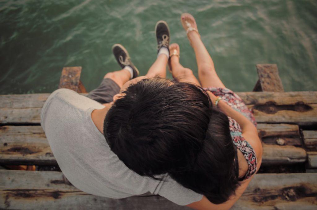 Ser resiliente - uma coisa que muitas vezes separa os casais mais fortes dos mais fracos é a resiliência, viu?