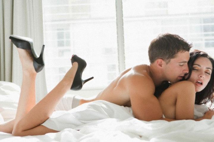 sexo anal sem dor