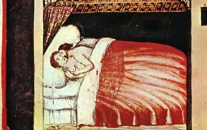 Sexo na época medieval posição papai mamãe - Cátia damasceno