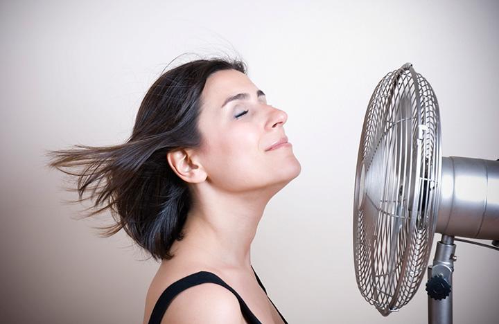 sintomas da pré menopausa