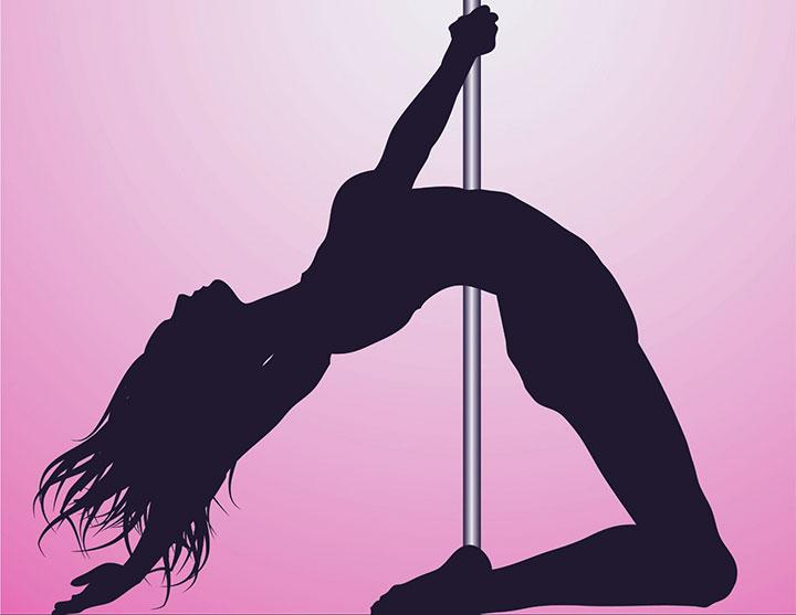 Striptease class